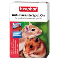 Beaphar Anti-Parasite Spot On for Hamsters & Gerbils big image