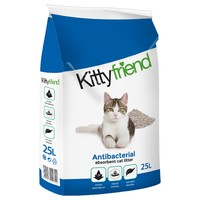 Kittyfriend Antibacterial Cat Litter 25L big image