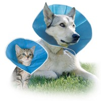 Trimline Recovery Collar for Cats & Dogs (17cm) big image