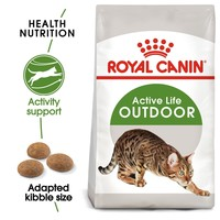 Royal Canin Active Life Outdoor Adult Cat Food big image