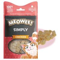 Meowee! Simply Cat Treats (Chicken) 10g big image