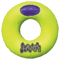 Air Kong Squeaker Donut big image