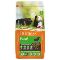 Burgess Excel Guinea Pig Nuggets with Mint big image