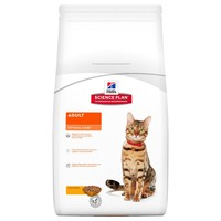 Hills Science Plan Optimal Care Dry Food for Adult Cats (Chicken) big image