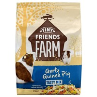 Supreme Tiny Friends Farm Gerty Guinea Pig Tasty Mix big image