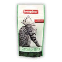 Beaphar Catnip Bits Cat Treats 35g big image