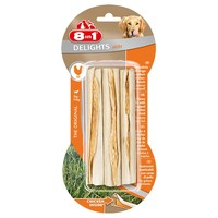 8 in 1 Delights Sticks (Chicken) 90g big image