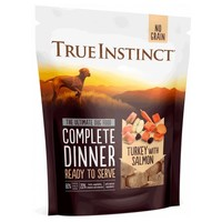 True Instinct Freeze Dried Complete Dinner Dog Food (Turkey with Salmon) big image