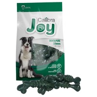 Calibra Joy Denta Pure Bones Treats for Dogs 90g big image