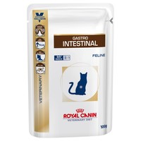 Royal Canin Gastro Intestinal Pouches for Cats big image