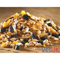 VetUK Insect and Mealworm Seed Mix 12.6kg big image