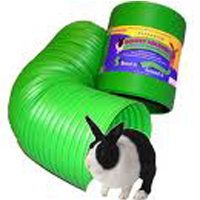 Snugglesafe Bunny Warren Rabbit Tunnel big image