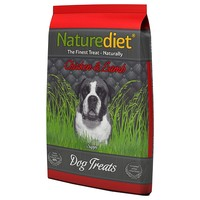 Naturediet Dog Treats 150g (Chicken & Lamb) big image