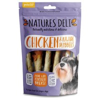 Natures Deli Chicken and Rawhide Dumbbell 100g big image