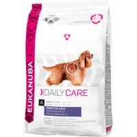 Eukanuba Daily Care Adult Dog Sensitive Skin 12Kg big image