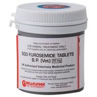 Furosemide Tablet 20mg big image