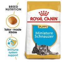 Royal Canin Miniature Schnauzer Dry Puppy Food 1.5kg big image