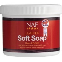 NAF Leather Soft Soap 450g big image