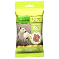 Natures Menu Real Meaty Treats for Dogs 60g (Chicken) big image