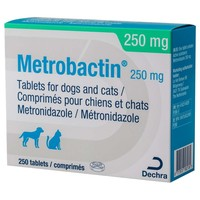 Metrobactin 250mg Tablets for Dogs and Cats big image