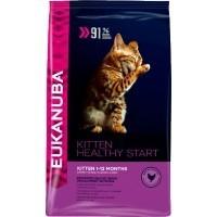 Eukanuba Kitten Healthy Start 400g (Rich in Chicken) big image