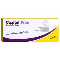 Cazitel Plus Tablets for Dogs big image