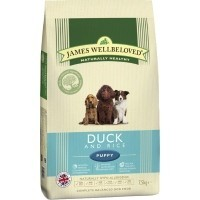 James Wellbeloved Puppy Duck and Rice 2kg big image