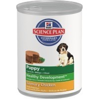 Hills Science Plan Healthy Development Puppy Food Tins (12 x 370g) big image