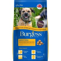Burgess Free From Rich in British Chicken Adult Dog Food 15kg big image