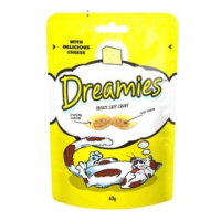Dreamies Cheese Flavoured Cat Treats 60g big image