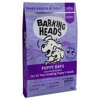 Barking Heads Complete Puppy Dry Dog Food (Puppy Days) big image
