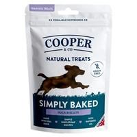 Cooper & Co Grain Free Duck Biscuits Training Treats 100g big image