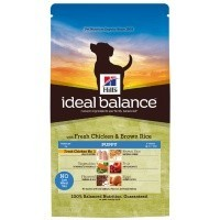 Hills Ideal Balance Puppy Food 2kg (Chicken & Rice) big image