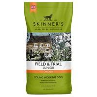 Skinners Field & Trial Junior Working Dog Food (Chicken) 15kg big image