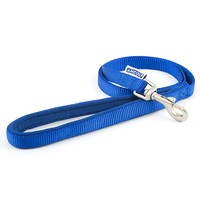 Ancol Heritage Nylon Dog Lead (Blue) big image