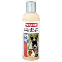 Beaphar Guinea Pig and Rabbit Shampoo big image