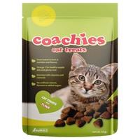 Coachies Cat Treats with Tuna 65g big image