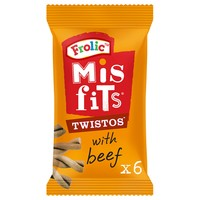 Misfits Twistos Dog Treats (6 Pack) big image