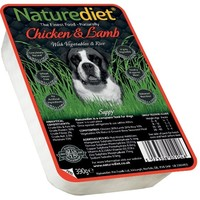 Naturediet Adult Dog Food 18 x 390g (Chicken/Lamb/Vegetables) big image