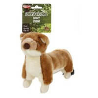 Sally Stoat Squeaky Dog Toy big image
