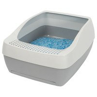 PetSafe Deluxe Crystal Litter Box System big image
