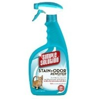 Simple Solution Stain and Odour Remover for Cats 750ml Spray big image