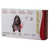 Stronghold 120mg Spot-On Solution for Medium Dogs big image