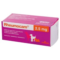 Rheumocam 2.5mg Chewable Tablets for Dogs big image