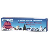 Otodex Skin Cream for Cats and Dogs 35g big image