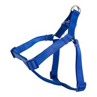 Ancol Padded Reflective Medium Dog Harness (Blue) big image