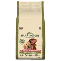Harringtons Complete Dry Food for Adult Dogs (Beef with Brown Rice) big image