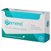 Remend Dry Eye Lubricant Drops (4 x 10ml Tubes) big image