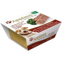 Applaws Adult Dog Food Pate 7 x 150g Trays (Chicken with Vegetables) big image