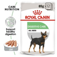Royal Canin Digestive Care Wet Dog Food Pouches big image